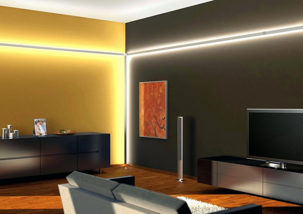 Indirekte Beleuchtung Wand Led Indirekte Led Beleuchtung Selber inside sizing 1885 X 1333