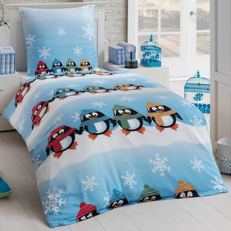 Tolle Kinder Bettwsche Microfaser Biber Flanell 135x200 Winter with regard to dimensions 1000 X 1000