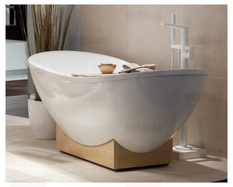 Villeroy Boch My Nature Duo Badewanne Uba190nat9e0v01 Megabad with proportions 1000 X 804