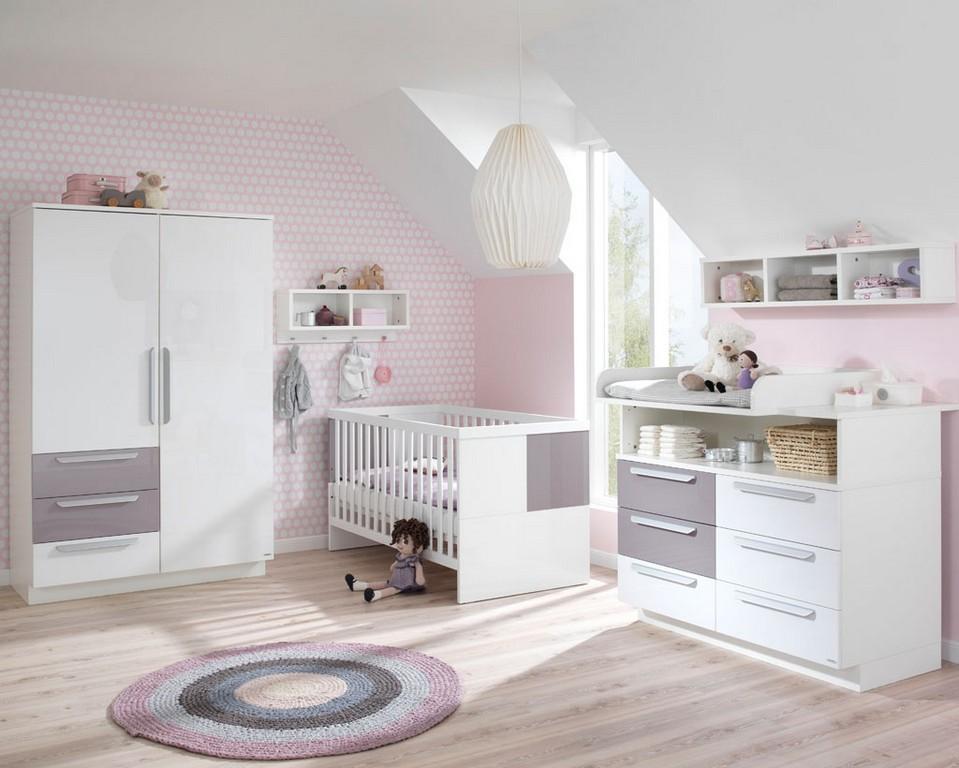 Wellembel Milla Kinderzimmer Weililac Grey with dimensions 1024 X 820