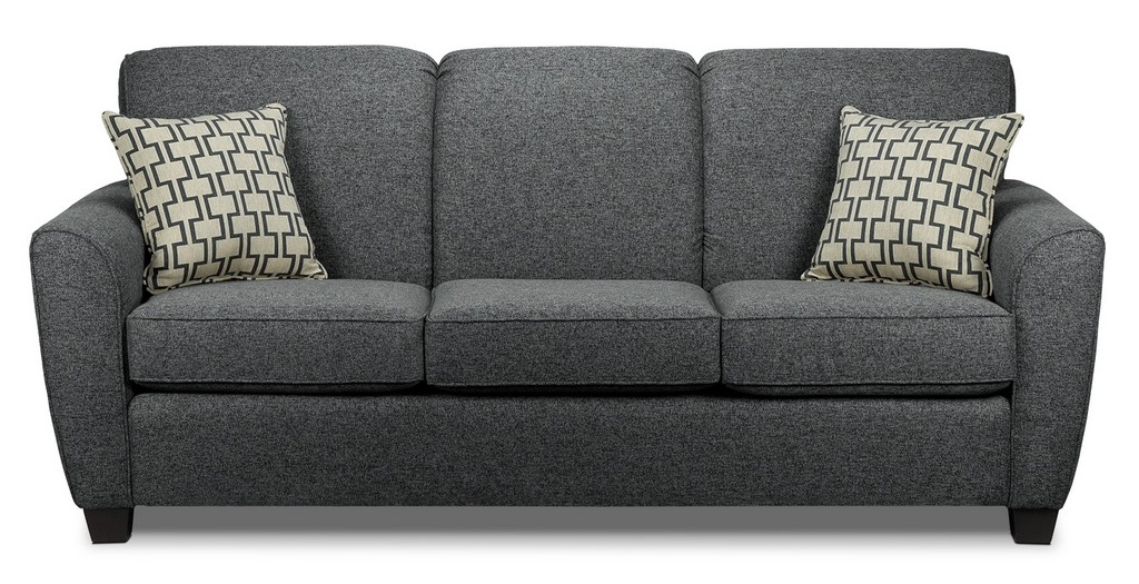 Ash Sofa Grey within measurements 1500 X 769