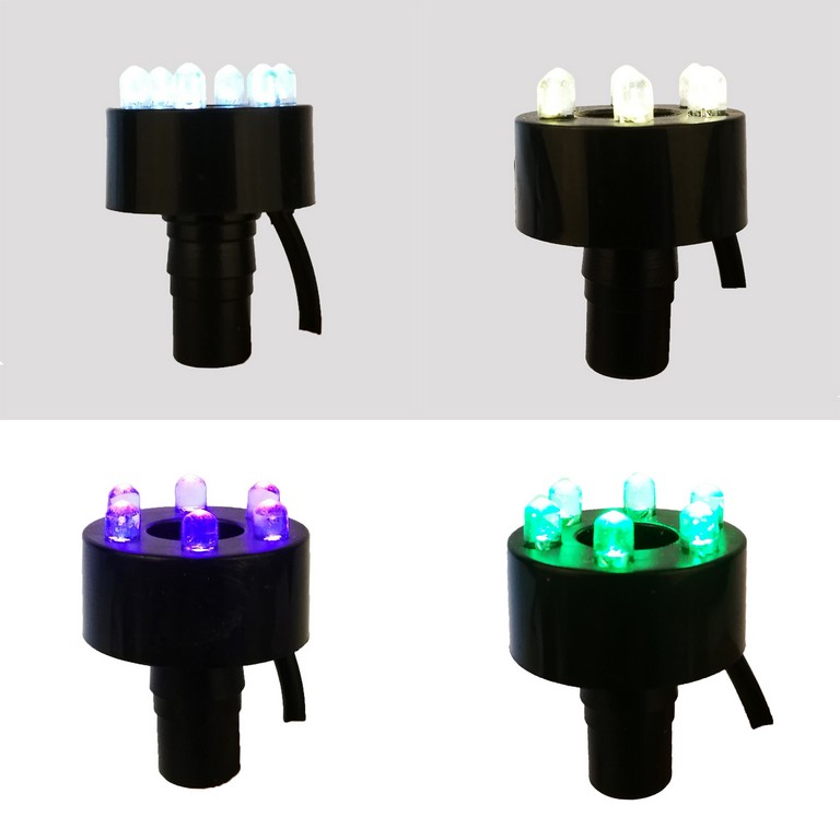 Led Ring Beleuchtung Fr Springbrunnen Quellstein 2 Meter Kabel throughout sizing 1500 X 1500
