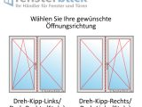 2 Flgliges Stulpfenster Wei Dreh Dreh Kipp Kunststofffenster pertaining to size 1000 X 1000