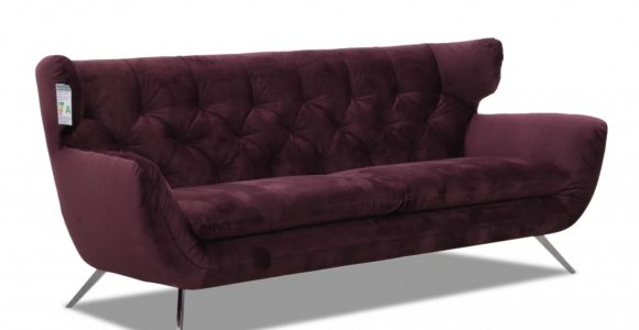 Candy Sofa Sixty In Stoff Velvet in measurements 1280 X 853