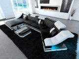 Couch Mit Led Beleuchtung Great Superb Foto Ber Wohnzimmer Couch intended for size 1091 X 1200