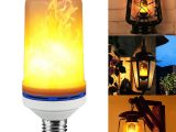 E26e27 Led Flamme Effekt Feuer Glhbirne Flackern Flamme Lampe within size 1000 X 1000