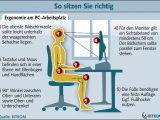 Ergonomie Am Arbeitsplatz pertaining to measurements 1184 X 834