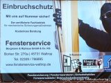 Fenstersicherungen Waltrop Fensterservice Bergmann Riphaus Gmbh throughout dimensions 1920 X 1080