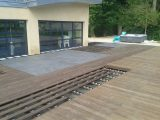 Gallery Of Terrasse Keramik Und Holz Bs Holzdesign Terrasse Stein intended for size 1280 X 960