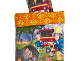 Kinderbettwsche Feuerwehrmann Sam 135×200 Dnisches Bettenlager throughout size 960 X 960