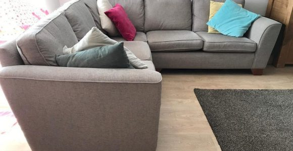 Ms Corner Sofa And Footstool In Leeds West Yorkshire Gumtree pertaining to sizing 1024 X 768