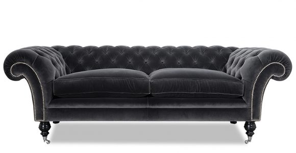 Oscar Sofa Samt Chesterfield Sofas Von Wilmowsky within sizing 1500 X 1023