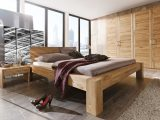 Schlafzimmer Aus Massivholz Gnstig Kaufen Bettende pertaining to measurements 1600 X 873