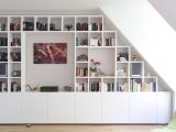 Schrank Regal Unter Dachschrge In Loft pertaining to measurements 5256 X 3216