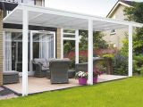 Terrassenberdachung 618 X 303 X 226 278 Cm Wei with regard to sizing 1000 X 1000